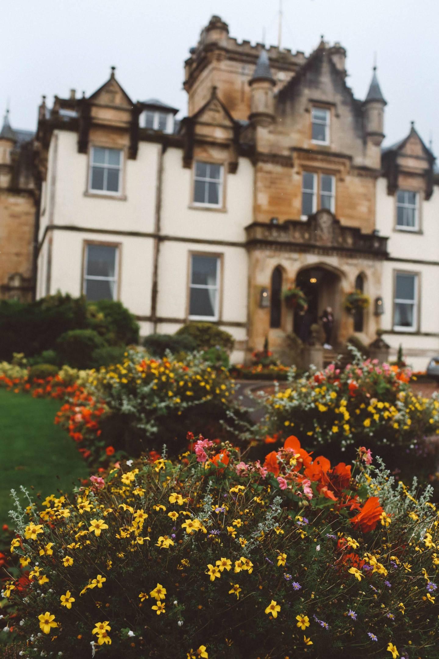 loch lomond scotland hotel cameron house