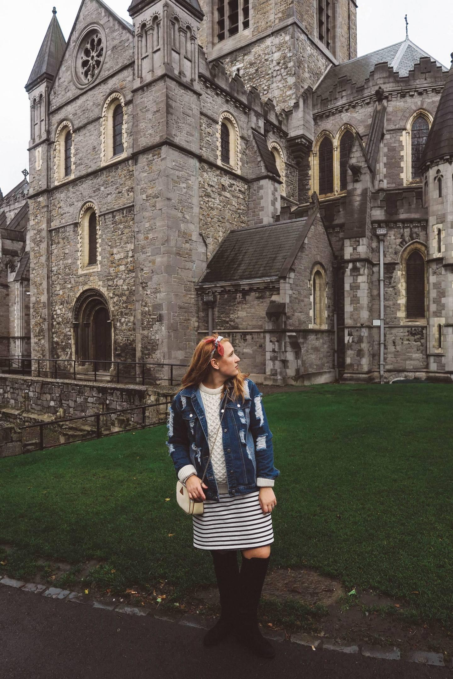 dublin church denim jacket