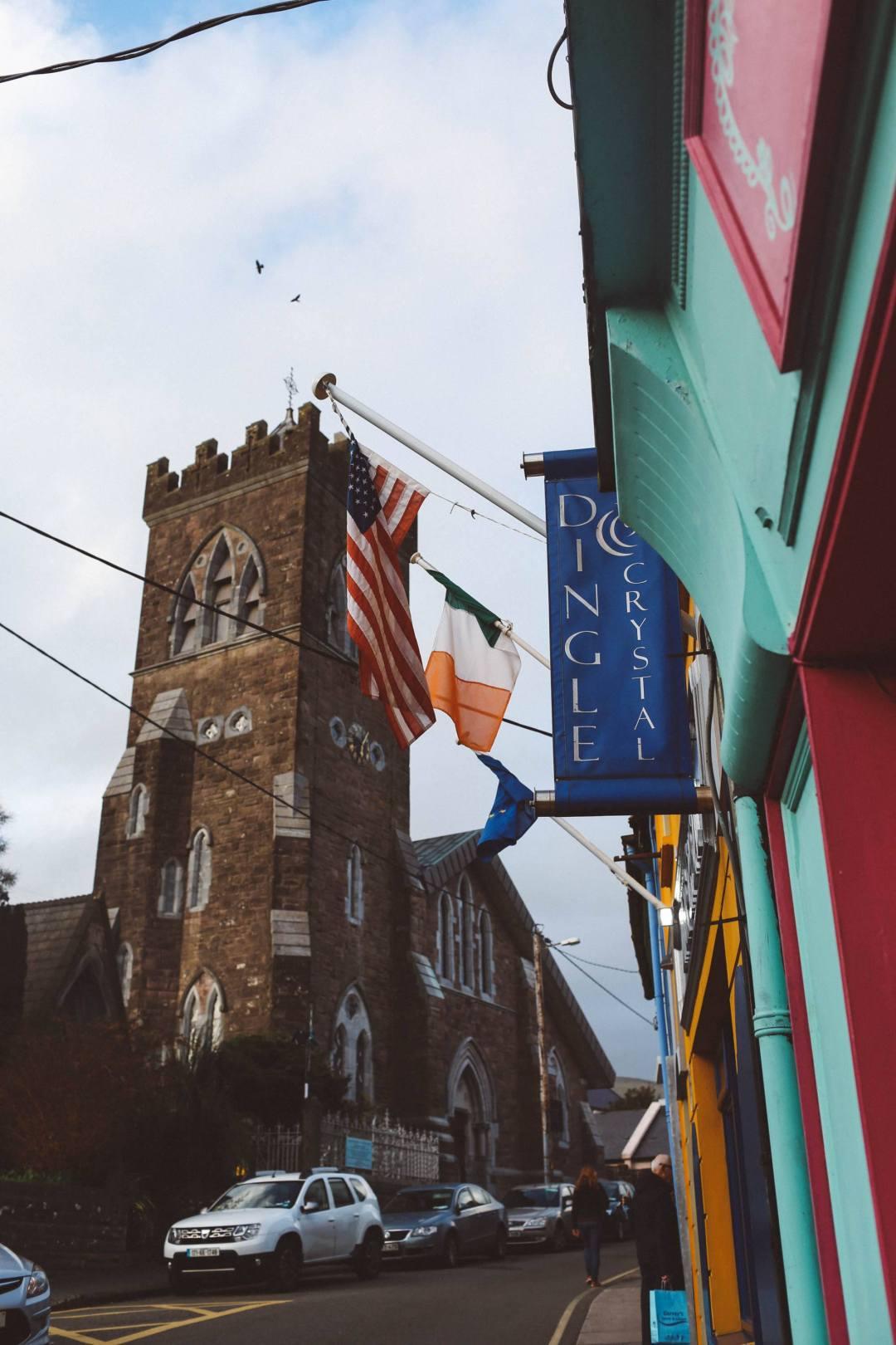 dingle ireland castle