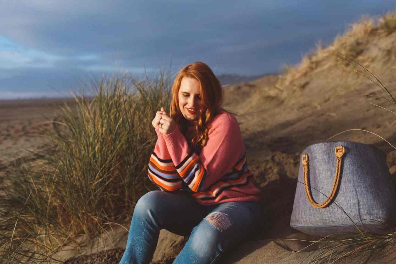 Stripped Rainbow Sweater