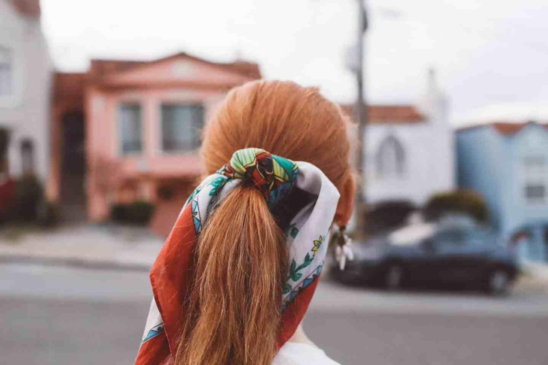 4 Ways To Wear A Headscarf