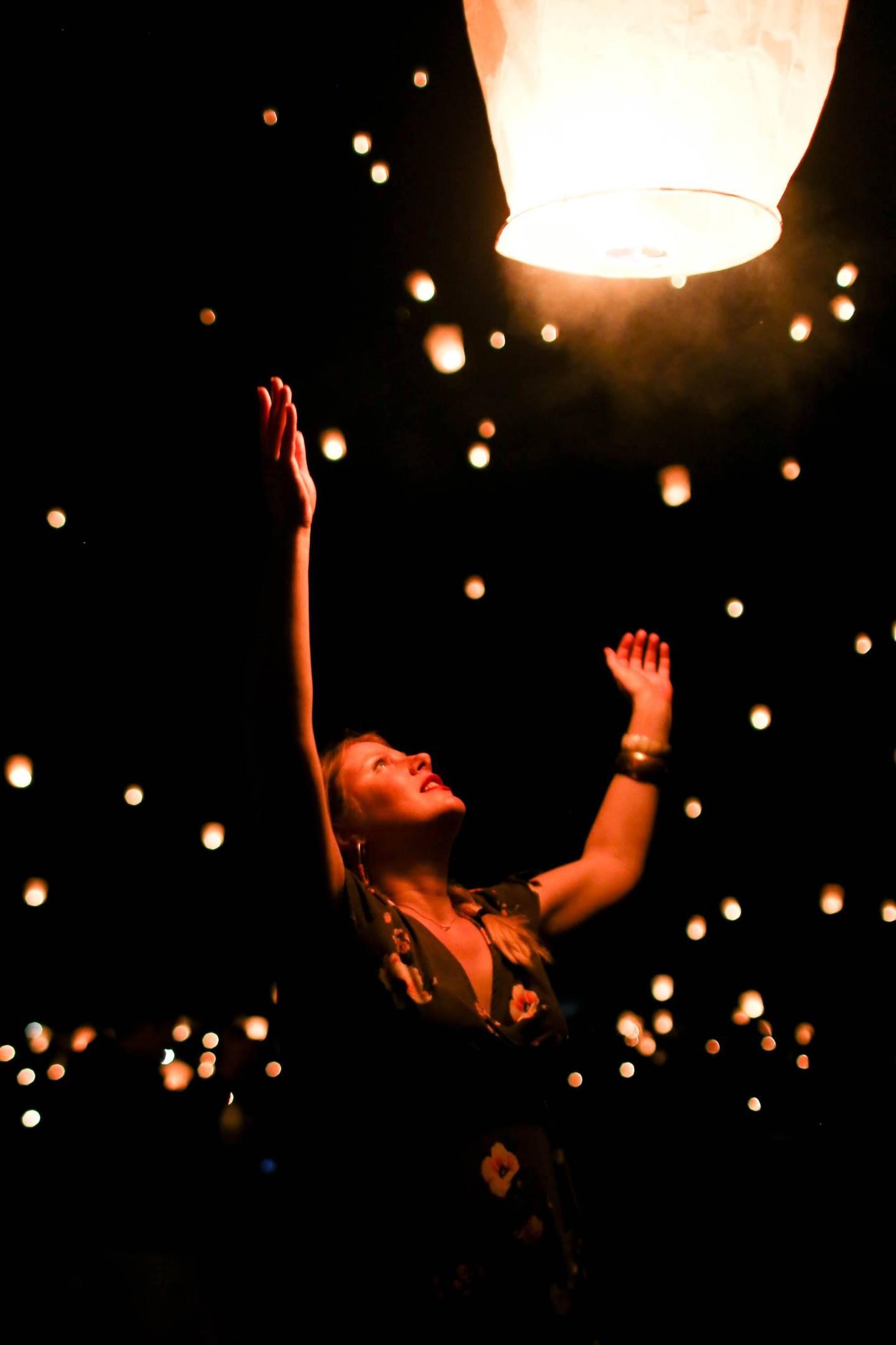 the lights fest lantern festival