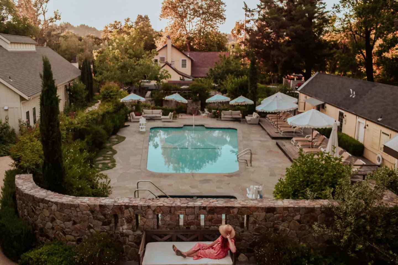 The Farmhouse Inn: Russian River Luxury Hotel