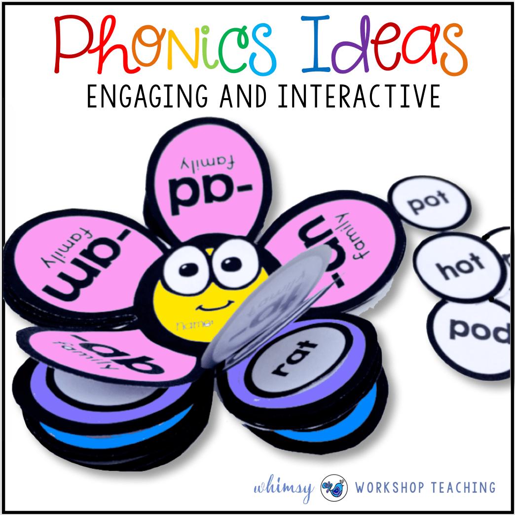 Making Phonics Fun And Interactive