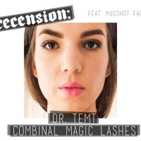 RECENSION: Dr. Temt Combinal Magic Lashes