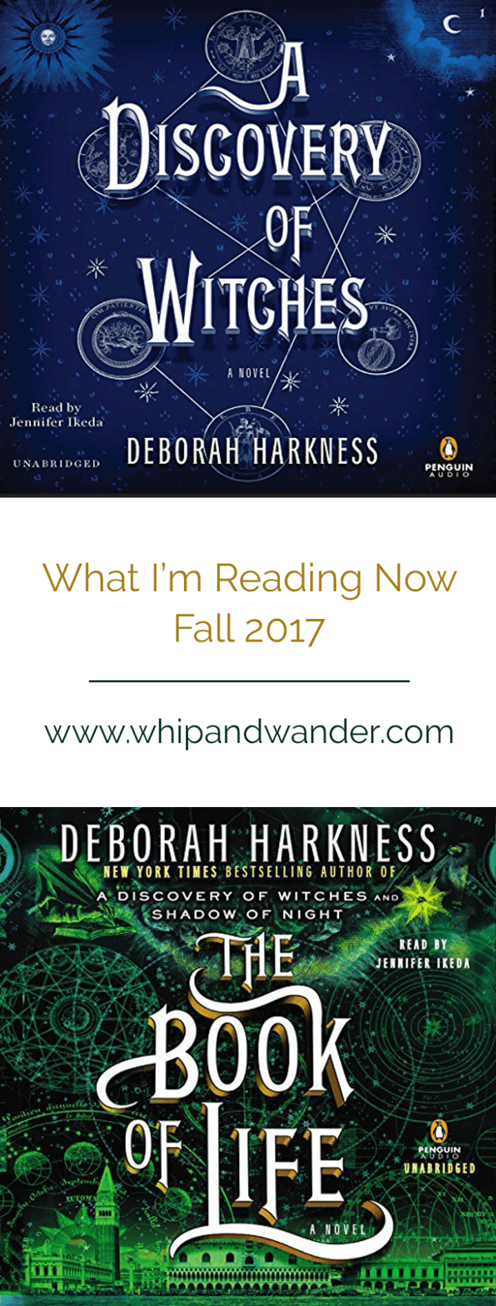 What I'm Reading Fall 2017