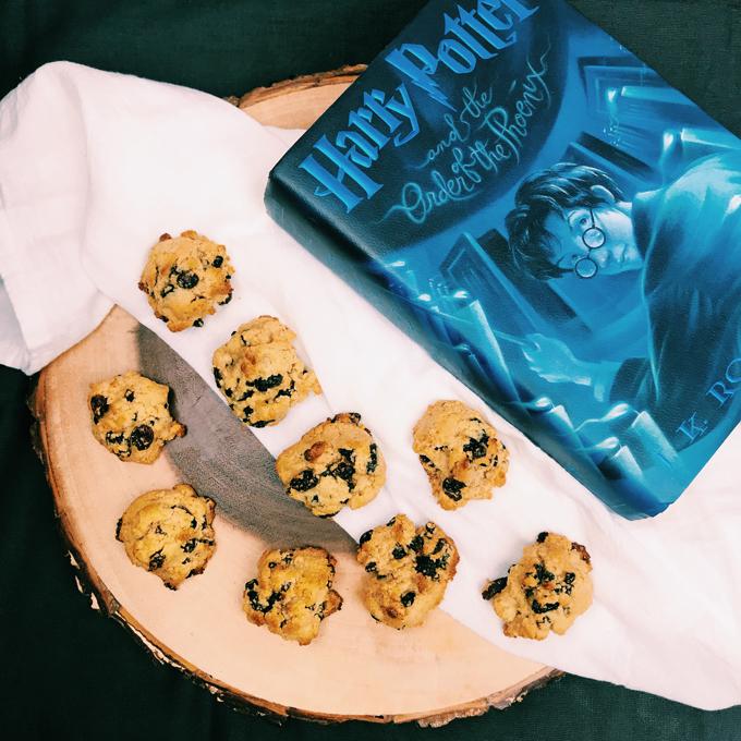 Hagrid's Paleo Rock Cakes