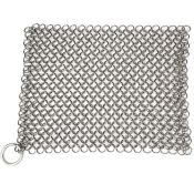 Chainmail Pan Scrubber