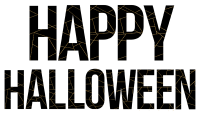 halloween banner letters printable