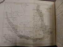 Map from Volume 1 of Lyells Principles of Geology