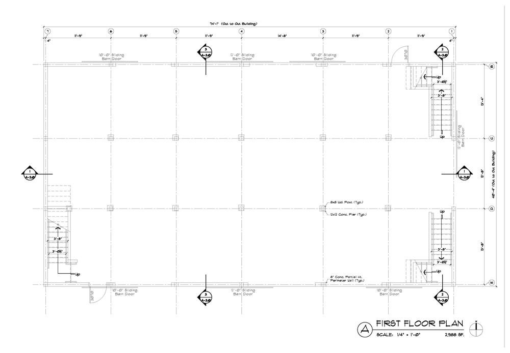 Wedding Barn Floor Plans