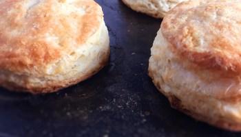 High-Rise Buttermilk Biscuits Supreme