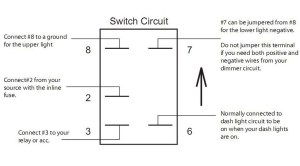 Rocker Switches • WhipTech