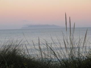 Whiritoa Beach sunset