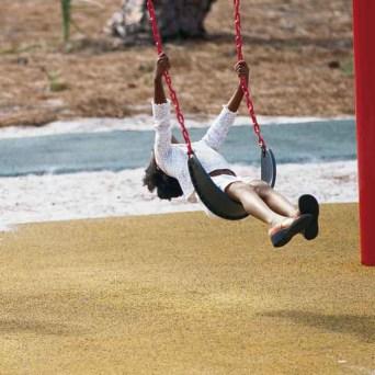Arch Belt Swing