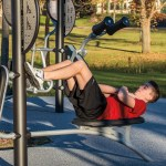 Ab Crunch/Leg Lift