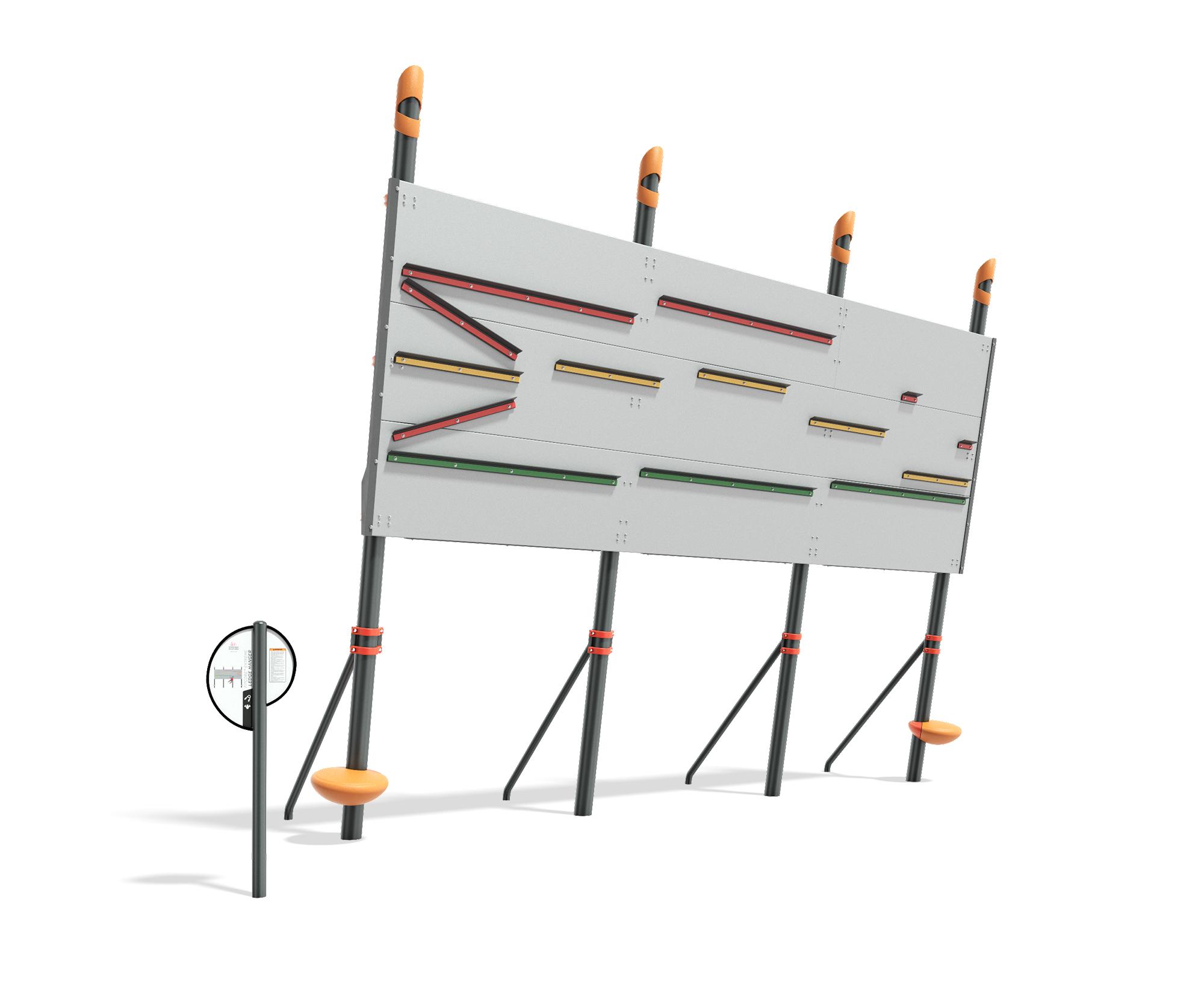 Extreme Ledge Hanger