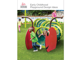 Early Childhood Playground Designs Image