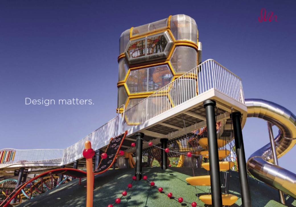2019 Playground Equipment Image