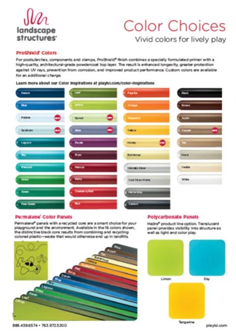 Color Brochure Image
