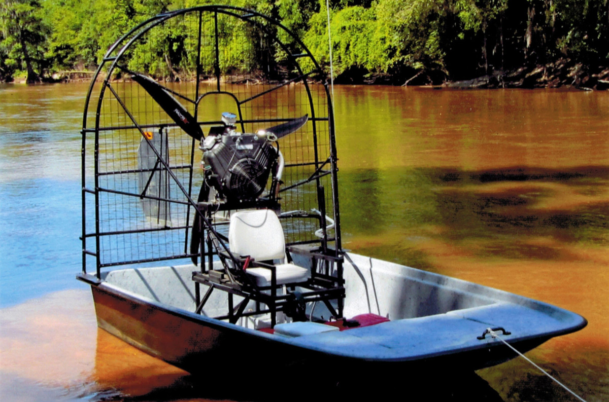 Airboat Propellers Mini
