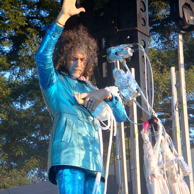 The Flaming Lips photo: Kenneth Fish