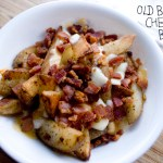 Old Bay Cheddar Bacon Fries Recipe