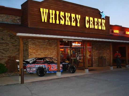 Whiskey Creek Wood Fire Grill at Brookings, SD USA