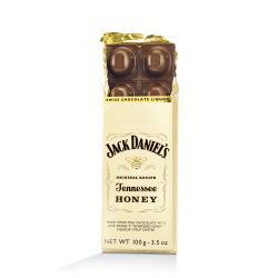 Chokladkaka fylld med Jack Daniel´s honungs likör
