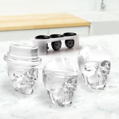 Skull Ice 3D