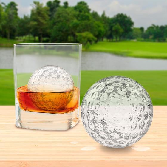 Golf Ball Ice System