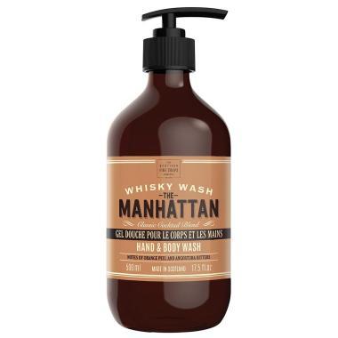 The Manhattan - Whisky Hand& Body Wash - 500ml