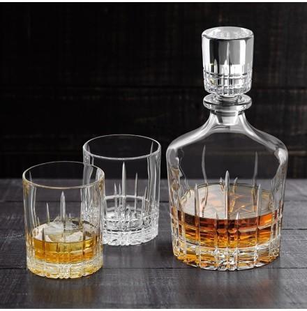 Spiegelau Perfect Serve Whisky Karaffset - 3delar
