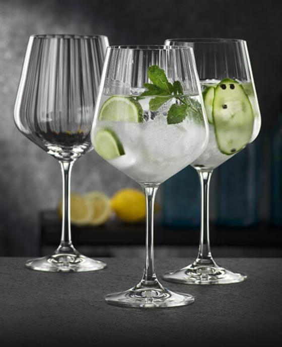 Nachtmann Optic Gin & Tonic glas - 4-pack