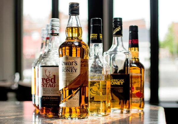 Inspiration #6: The Honeys of Whiskey