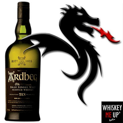 Ardbeg 10 Review: Fire-Breathing Dragon