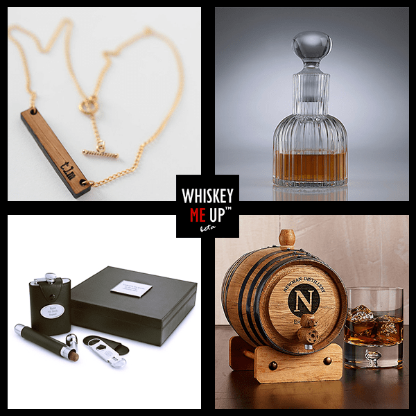 2016 Gifts for Whiskey Personas