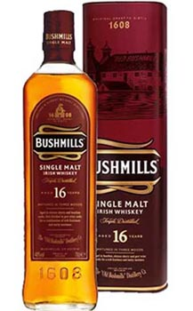Bushmills 16Yr Single Malt