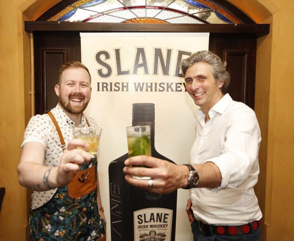 Slane Irish Whiskey oluqalisa Slane Whisky zokuhlolwa