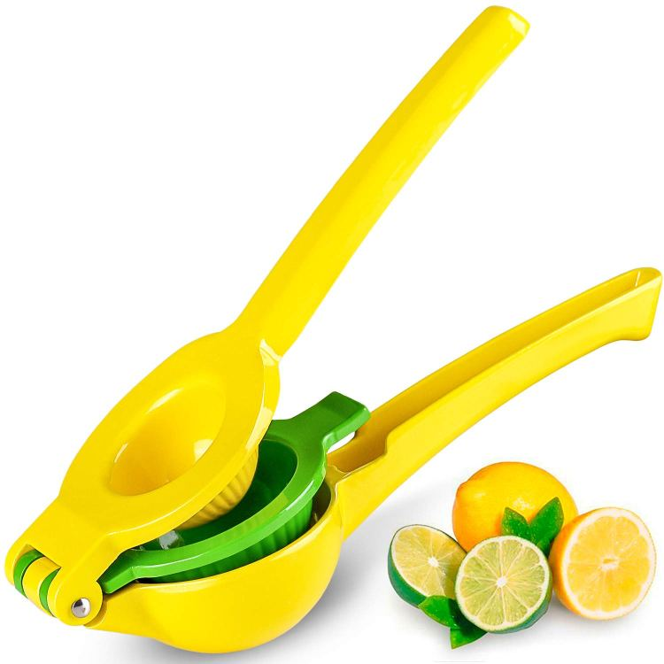 Top Rated Zulay Premium Quality Metal Lemon Lime Squeezer