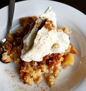 Crock Pot Apple Pie Oatmeal
