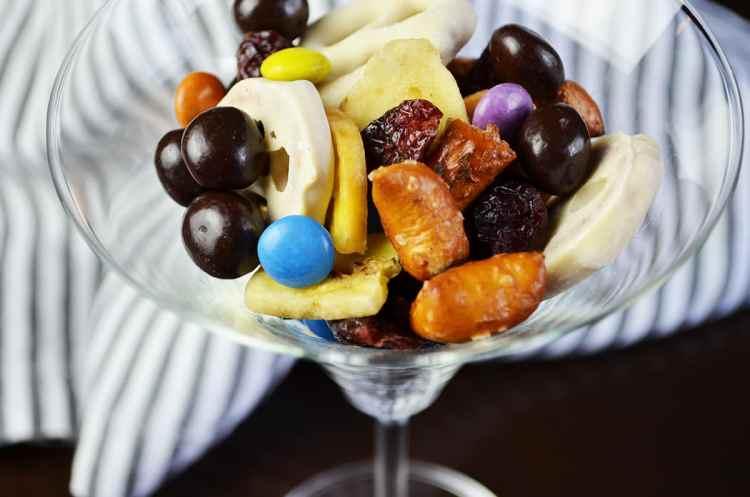 Nut Free Snack Mix