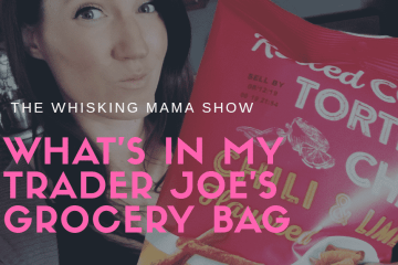 Trader Joe's Grocery Bag