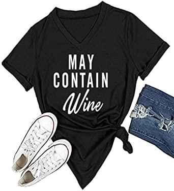 YEVEEY Funny T-Shirt Women's