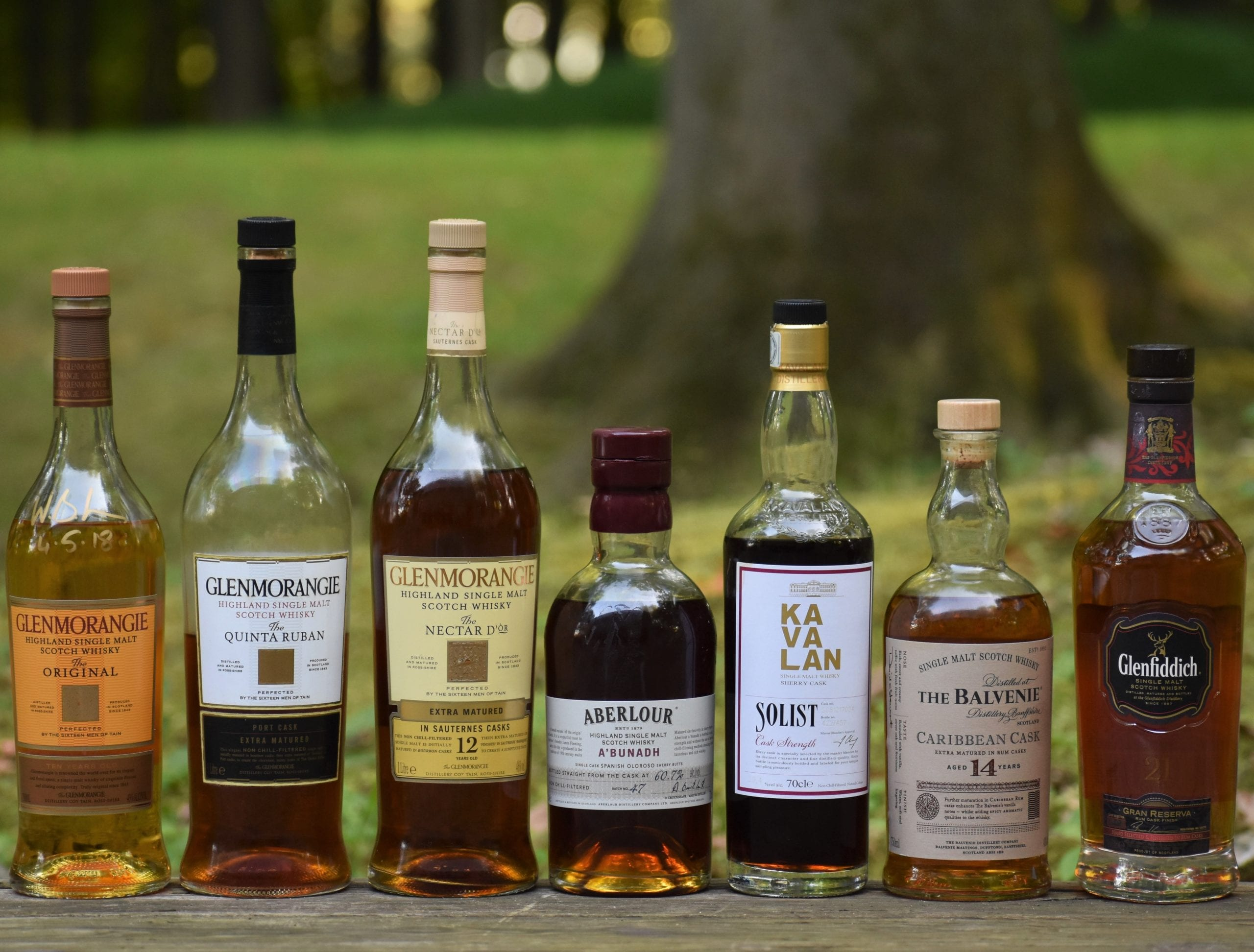 MASTERCLASS, the intimate alchemy of Whisky and Wood: Experience the Unique!