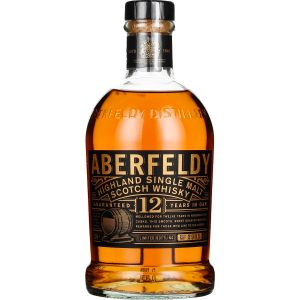 Aberfeldy 12 years Single Malt 70CL