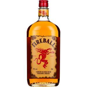Fireball Cinnamon Whisky 70CL