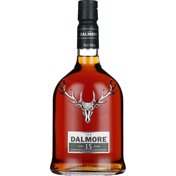 The Dalmore 15 years Single Malt 70CL
