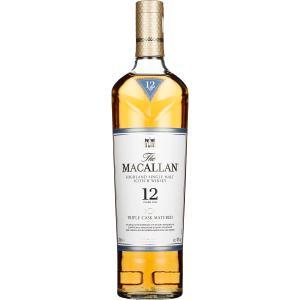 The Macallan 12 years Triple Cask 70CL