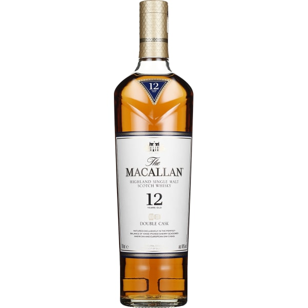 The Macallan 12 years Double Cask 70CL